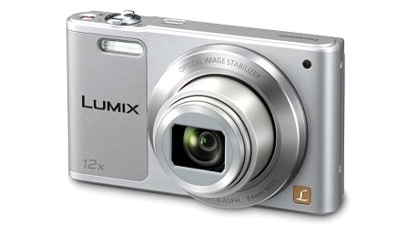 Digitální fotoaparát Panasonic DMC-SZ10EP-S stříbrný + DOPRAVA ZDARMA