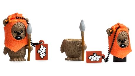 USB flash disk TRIBE USB 8GB Star Wars Wicket FD007414