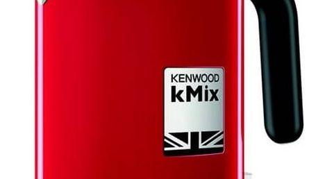 Rychlovarná konvice Kenwood kMix ZJX650RD červená + Doprava zdarma