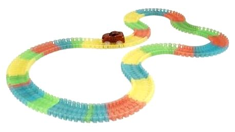 Magic Tracks X Track Kit + Fidget Spinner Esperanza modrý v hodnotě 39 Kč + Doprava zdarma