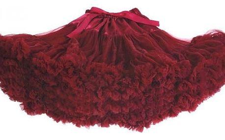 Dívčí sukně jako pro panenku - 15 variant