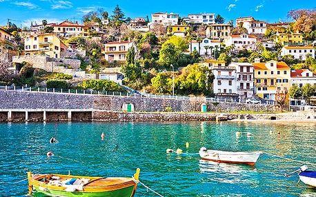 Hotel Villa Eugenia****, Relax v Lovranu v secesní vile u moře se snídaní a wellness