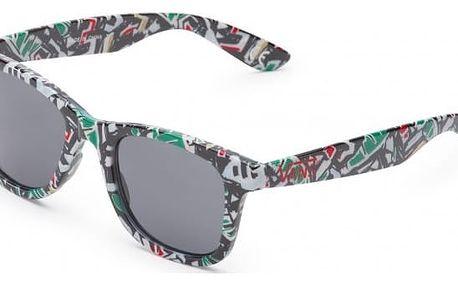 Brýle Vans Janelle Hipster white multi