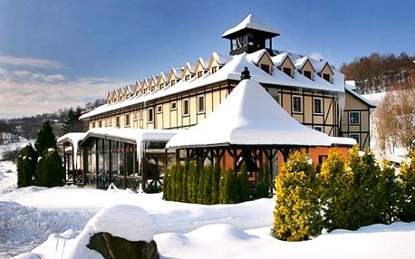 Hotel Golfer***, Elegantní ubytování s bazénem a wellness v historickém městě