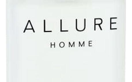 Chanel Allure Homme Edition Blanche 100 ml voda po holení pro muže