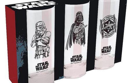 Herní předměty ABYstyle Star Wars sklenice 3 ks