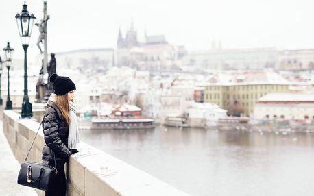 Romantický pobyt v klidném koutě Prahy: 2-3 d