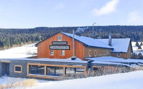 Čtyřdenní rodinná dovolená v Peci pod Sněžkou