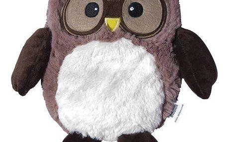 Plyšová hračka Albi Hooty - sova hnědá