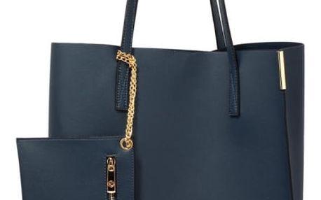 Dámská námořnicky modrá kabelka Charlize 549