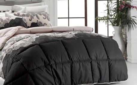 Eponj Home Prošívaný přehoz přes postel/přikrývka 143EPJ9943