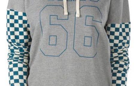 Mikina Vans Varsity grey heather S