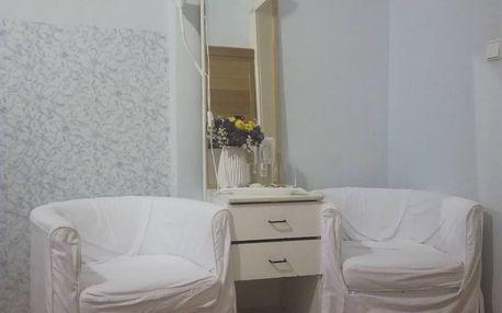 Klasická nebo sportovní masáž vč. infrasauny na Praze 2