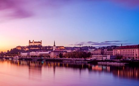 Romantické i wellness pobyty v Bratislavě
