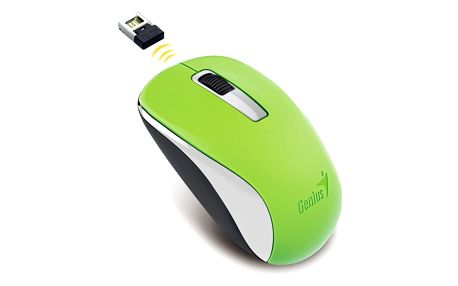 GENIUS myš NX-7005,USB Green, Blue eye
