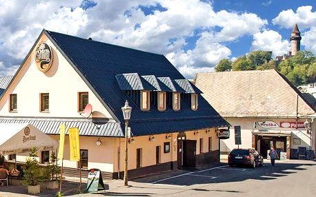 Valašsko v malebném městečku Štramberk ve 4* hotelu Gong se saunou či sportovními aktivitami, polopenzí i sektem