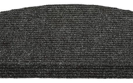 Vopi Nášlap na schody Quick step černá, 24 x 65 cm