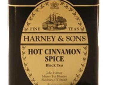 Sypaný čaj Hot Cinnamon Spice Harney & Sons 196 g
