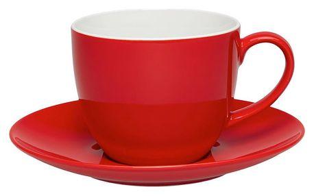 Šálek na kávu s podšálkem sandy, 6,9 cm