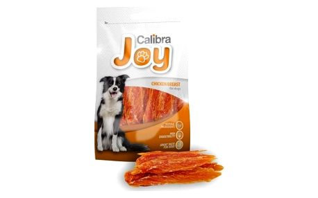 Pochoutka Calibra Joy Dog Chicken Breast 80g