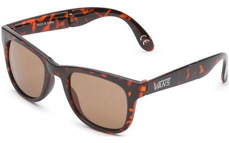 Brýle Vans Foldable Spicol tortoise gloss
