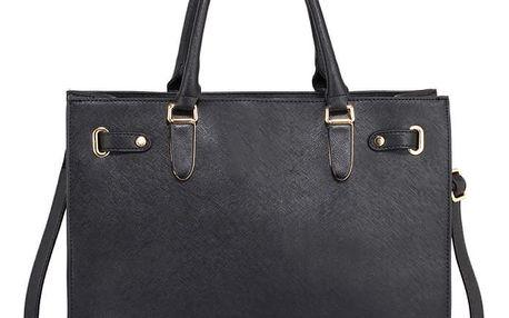 Dámská černá kabelka Isabel 521