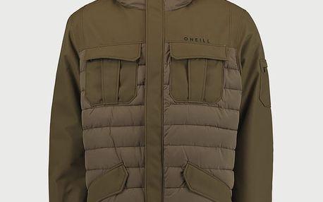 Bunda O´Neill PM Sculpture Hybrid Jacket Zelená