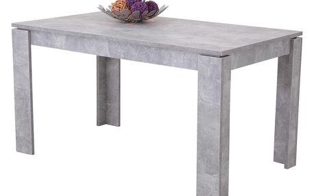 Výsuvný stůl alexa i t, 140-180/76/80 cm