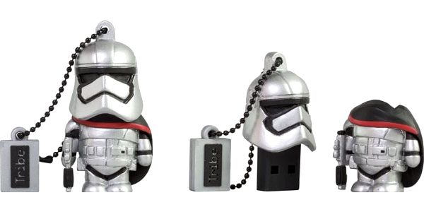 USB flash disk TRIBE USB 8GB Star Wars Captain Phasma FD030402