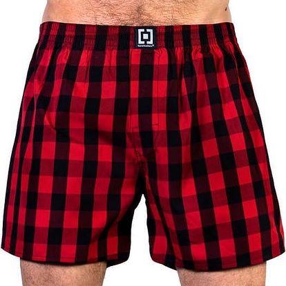 Pánské Trenky Horsefeathers Sin Boxer Shorts Chilli XL