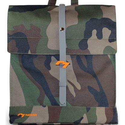 Batoh Natwee Camouflage - doprava zdarma!