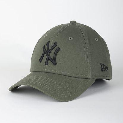 Kšiltovka New Era 940 MLB League Essential NEYYAN Šedá