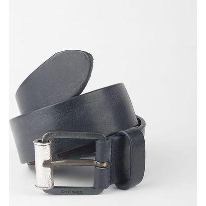 Pásek Diesel B-Laserr - Belt Černá