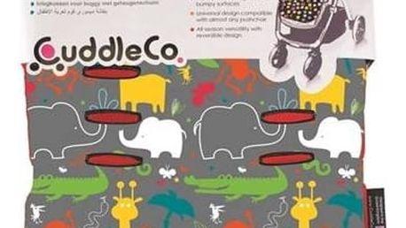 Podložka do kočárku Cuddle Co COMFI-CUSH Jungle + Doprava zdarma