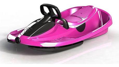 Boby Acra Stratos plastové řiditelné růžové + Doprava zdarma