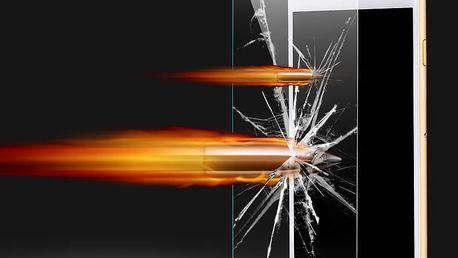Ochranné tvrzené sklo pro všechny typy iPhone