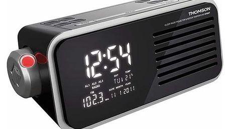 Radiobudík Thomson CP300T (8tcp300t) černý