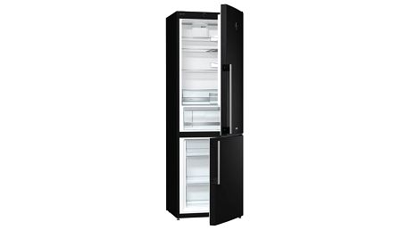 Kombinace chladničky s mrazničkou Gorenje Simplicity 2 RK 61 FSY2B černá