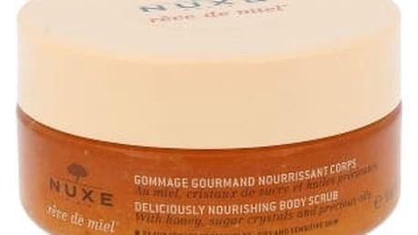 NUXE Reve de Miel Deliciously Body Scrub 175 ml tělový peeling pro ženy