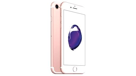Mobilní telefon Apple iPhone 7 128 GB - Rose Gold (MN952CN/A) + Doprava zdarma