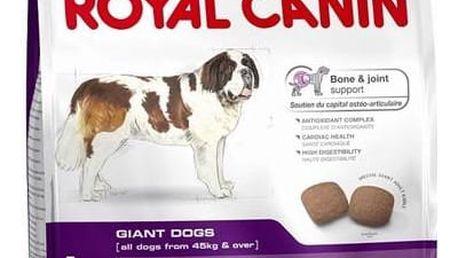 Granule Royal Canin Giant Adult 15 kg + Doprava zdarma