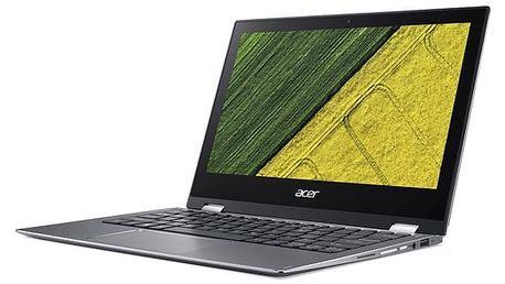 Notebook Acer 1 (SP111-32N-C2RB) + stylus (NX.GRMEC.001) šedý + DOPRAVA ZDARMA