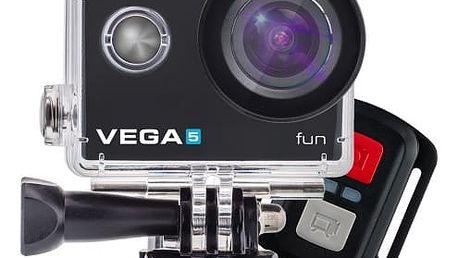 Akční kamera Niceboy VEGA 5 fun + dálkové ovládání + Niceboy dárky v hodnotě 2000,-Kč