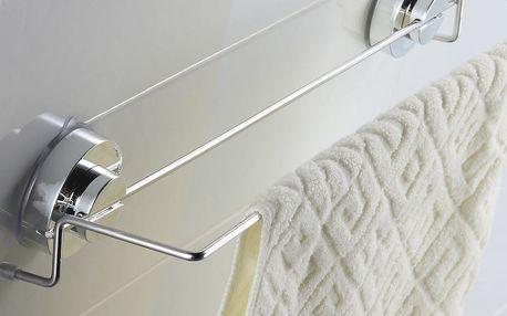 Držák na ručníky bez nutnosti vrtání ZOSO Towel
