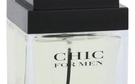 Carolina Herrera Chic For Men 60 ml toaletní voda pro muže