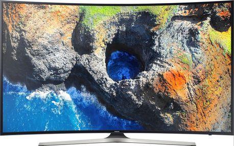 Velká LED televize Samsung UE55MU6272