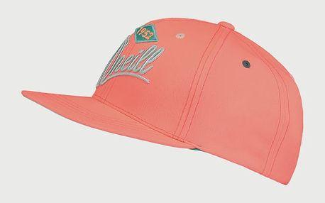 Kšiltovka O´Neill BB STAMPED CAP Oranžová
