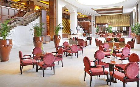 Spojené arabské emiráty, Dubaj, letecky na 5 dní plná penze