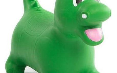 Skákací zvířátko Petite&Mars Hop Hop dráček Kevin + Fidget Spinner EPline (černý, zelený, červený, modrý) - assort v hodnotě 24 Kč
