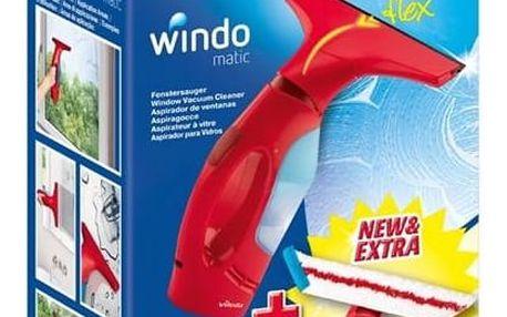 Čistič oken Vileda Windomatic Complete set Aviváž Silan Fresh Sky 925 ml (zdarma) + Doprava zdarma